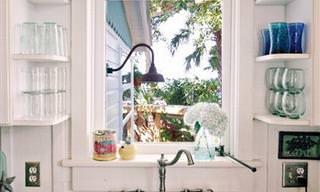 Confira Ótimas Ideas de Utilizar Melhor o Espaço da Sua Cozinha!