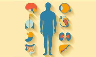 Teste: Você conhece o seu próprio corpo?