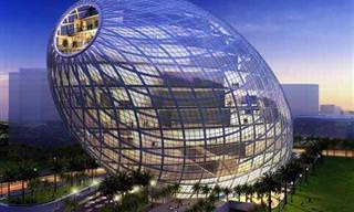 Ousadias Arquitetônicas: 27 Construções de Tirar o Fôlego!