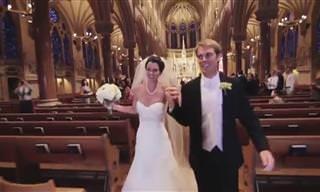 HILÁRIO: Os momentos mais engraçados de casamentos