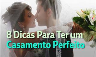 8 Dicas Para Fortalecer o Seu Casamento