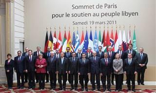 Salário Anual de 17 Líderes Mundiais