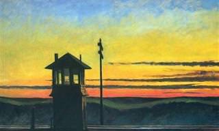 Os Estados Unidos pelos olhos de Edward Hopper