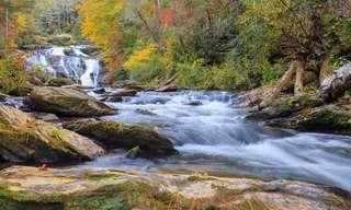 Você aprecia a beleza da mãe natureza? Um vídeo encantador!
