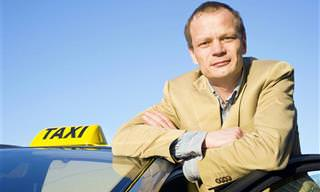 Piada: O primeiro dia do taxista