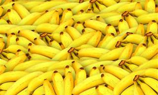Por Isso Que A Banana É A Melhor Fruta do Mundo!