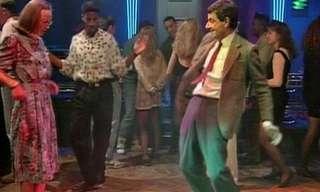 Mr. Bean Vai a um Encontro