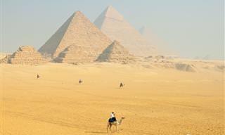 Viagem e Turismo: 8 Incríveis Maravilhas do Antigo Egito!