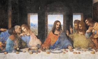 10 Pinturas Maravilhosas do Gênio Leonardo da Vinci