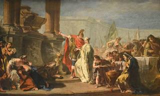 Obras de Arte Menos Conhecidas Encontradas no Louvre