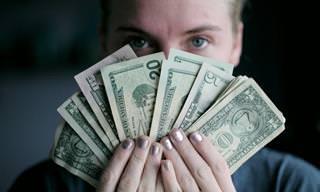 Piada: Dinheiro ou sabedoria?