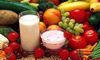 Acabe Com Inflamações Ingerindo Esses Alimentos