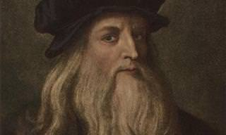 6 Invenções de Leonardo da Vinci Que Estavam à Frente do Tempo