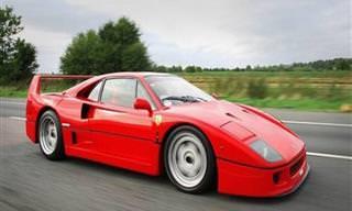 Ferrari: 70 Anos de Evolução e Velocidade em Quatro Rodas