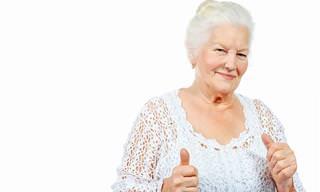 10 Conselhos Úteis da Vovó