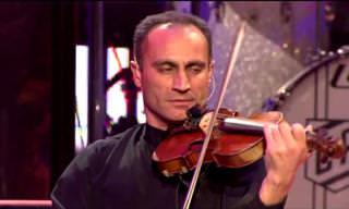 Desfrute de um Lindo Espetáculo de Harpa e Violino