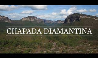 Faça um lindo passeio pela Chapada Diamantina