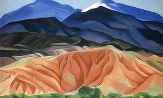 Georgia O'Keeffe, Uma Artista Pioneira
