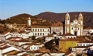 Visite a belíssima Ouro Preto sem sair de casa!