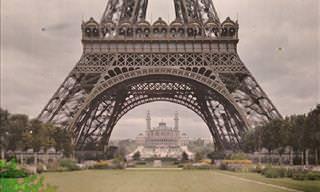 Paris, 100 anos atrás: uma história em fotos