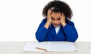Ajude As Crianças A Acabar Com Estresse e Ansiedade