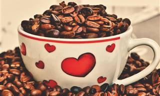 Substitua o Café por Essas Outras 10 Bebidas Saudáveis