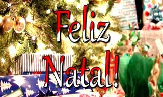 Feliz Natal! Envie Lindos Cartões a Quem Você Ama