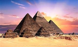 10 Exemplos da Modernidade e Evolução do Egito Antigo