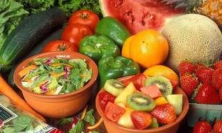 Guia Completo: Frutas, Verduras e a Sua Saúde