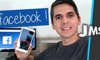 Facebook: Como desativar ou recuperar sua conta!