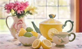 1 Limão e 10 Dicas de Limpeza Para Facilitar a Sua Vida!
