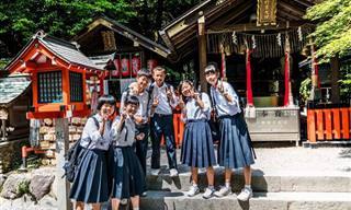 10 Grandes Qualidades das Escolas do Japão