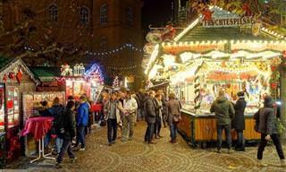 Belos destinos para viagens em dezembro