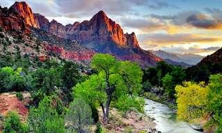 10 Espetaculares Parques Nacionais dos EUA