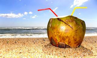 8 Benefícios Para a Saúde de Consumir Água de Coco