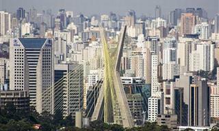 São Paulo, a Maior Cidade do Brasil, Tem Muito a Oferecer!
