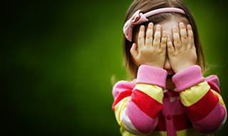 O Que Fazer Com Crianças Tímidas