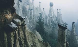 15 Lugares reais que parecem cenários de filme