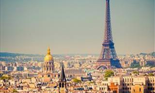 Veja as Lindas Ruas de Paris