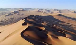Deserto: Uma das mais impressionantes belezas naturais