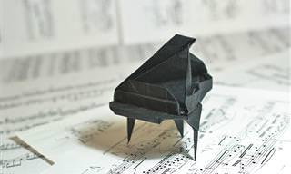 O Origami de Gonzalo Garcia Calvo