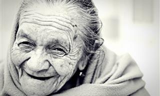 Um lembrete: Envelhecer não é o fim do mundo...