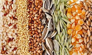 8 Sementes Saudáveis Para Incluir Na Sua Alimentação
