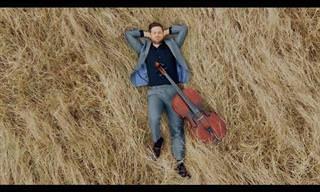 Música,beleza e serenidade: O Pastor Solitário