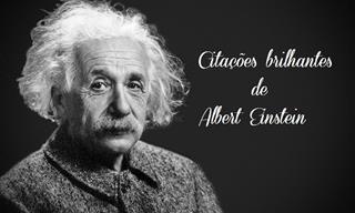 Assista: As Citações Mais Célebres de Albert Einstein