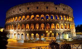As 10 Maiores Construções Romanas de Todos os Tempos