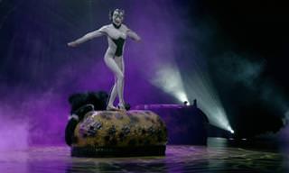 """O espetáculo """"Ovo"""", do Cirque du Soleil é incrível!"""