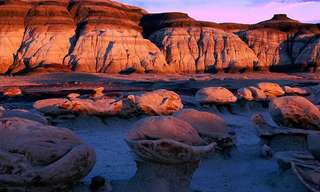 A Estranha e Fascinante Beleza do Deserto do Novo México