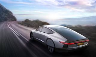 O Carro Elétrico Mais Eficiente em Termos Energéticos