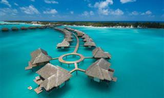 15 Lagoas Cristalinas ao Redor do Mundo!